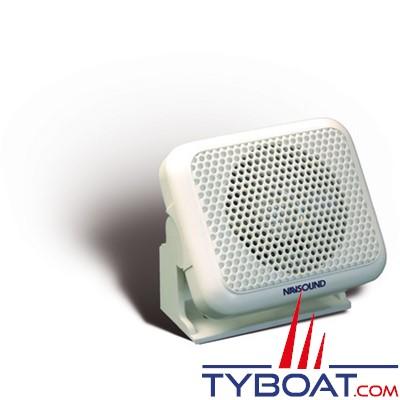 NAVSOUND - BOLERO 10watts - 80x70x45mm - Montage sur étrier Blanc