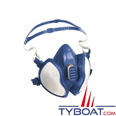 3M- Demi masque antigaz 4255 FFA2P3D