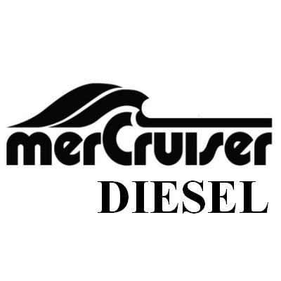 Filtres à huile pour Mercruiser Diesel