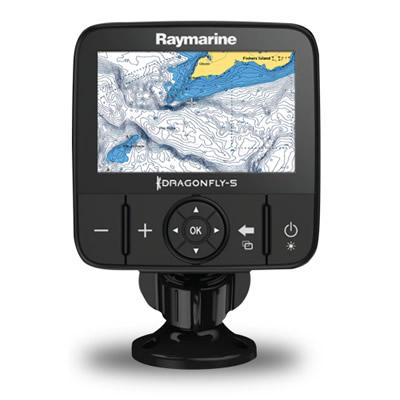 GPS lecteur de cartes Raymarine