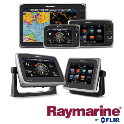 Écrans multifonctions Raymarine