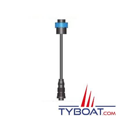 LOWRANCE - Câble adaptateur pour sonde avec prise Chirp Airmar