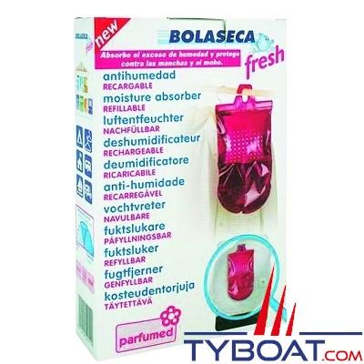 Bolaseca - Absorbeur d'humidité à pendre - Pack de 3 recharges