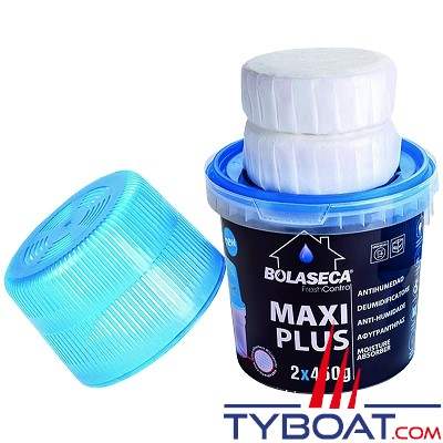 Bolaseca - Maxi absorbeur d'humidité - 1 kg