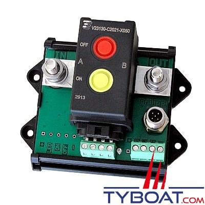 PHILIPPI-Coupe-circuit télécommandé avec fonction limiteur de sous-tensions et surtensions pour réseau PBUS.
