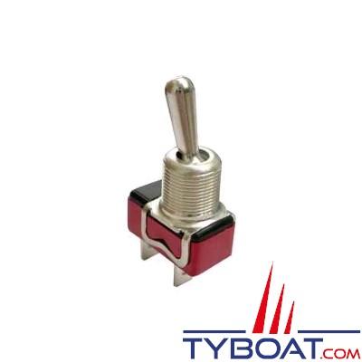 Interrupteur à bascule 4A unipolaire OFF-ON