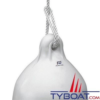 PLASTIMO - Paire de bout pour pare-battage - Ø 6 mm - 1.5 m - 3 torons polyester