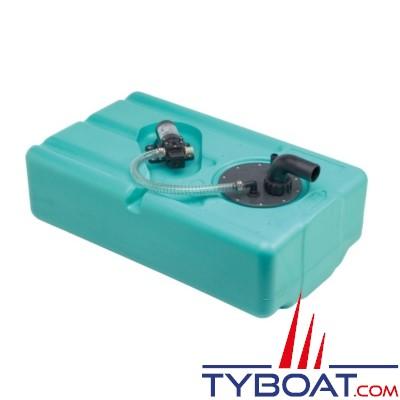 PLASTIMO - Réservoir eau douce avec pompe 4L/min - 12V - 39 Litres