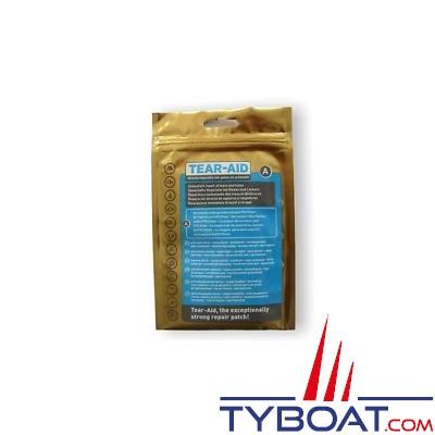Tear-Aid - Kit patch adhésif de réparation - tissus