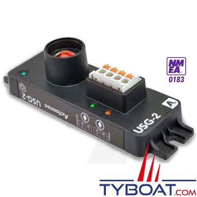 Actisense - Passerelle bidirectionnelle NMEA0183/USB et RS232-RS422/USB