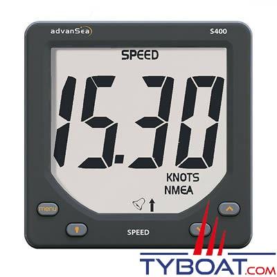 Advansea - Afficheur Loch Speed S400 sans capteur