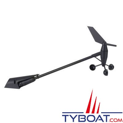 Advansea - Capteur girouette-anémomètre seul + câble longueur 25 mètres