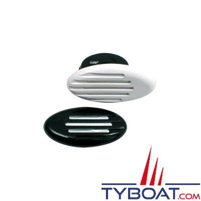 Afi - Avertisseur sonore avec grille étanche - 12 Volts -  2.2 Ampères - 107 dB