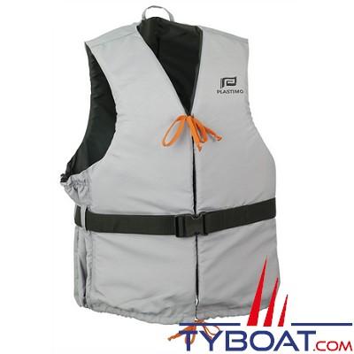 Aide à la flottabilité Plastimo Olympia silver - dériveur et multi-sports - 50 Newtons - taille XL  + 90 Kg