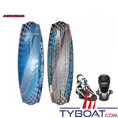 Airhead - Pack wakeboard fuid - jusqu'à 78 Kg