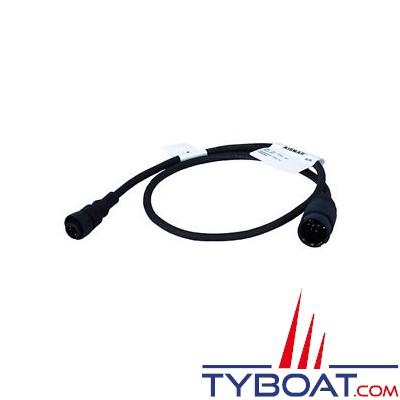 Airmar - Câble d'Adaptation pour connexion vers série C/E et A Raymarine