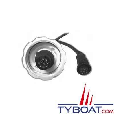 Airmar - Câble LB150 NMEA0183 pour PB150 / PB200 / G2183 / GH2183 / H2183 - 25 mètres