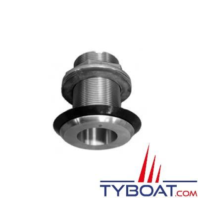 Airmar - Passe-coque bronze pour sonde B617V (avec valve)