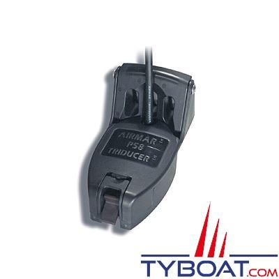 Airmar - Sonde tableau arrière P58 DST - 600W - 50/200 KHz - Profondeur/vitesse/température - Connecteur Simrad NX/NorthStar série M / Advansea