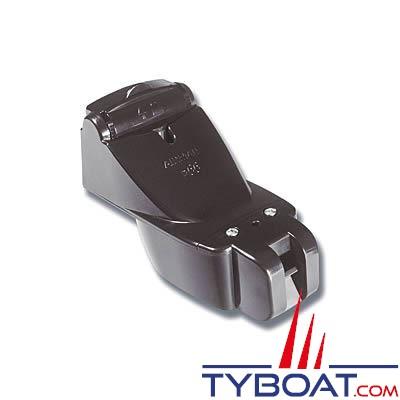 Airmar - Sonde tableau arrière P66 DST - 600W - 50/200 KHz - Profondeur/vitesse/température - Connecteur Bleu Simrad / Lowrance / B&G