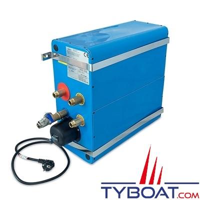 Albin Pump Marine - Chauffe-eau marin Premium Rectangulaire 20 Litres - 800 Watts / 120 Volts - 08-01-028