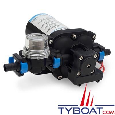 Albin Pump Marine - Groupe d'eau WPS 3.5 - 13,2 Litres/minute - 12 Volts - 02-01-004