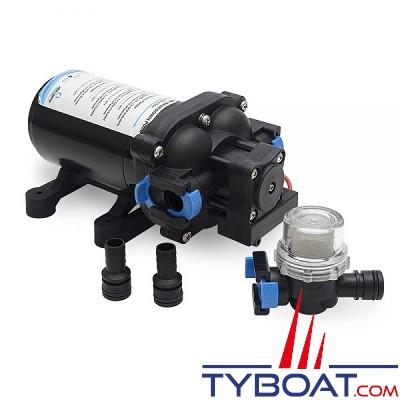 Albin Pump Marine - Groupe d'eau WPS 3.5 - 13,2 Litres/minute - 24 Volts - 02-01-005