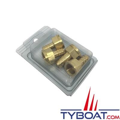 Albin Pump Marine - kit de connexion tuyau chauffe-eau - 08-66-012