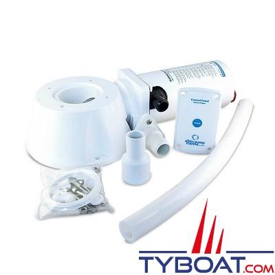 Albin Pump Marine - kit de conversion pour toilette electrique standard 24 Volts - 07-06-020 -