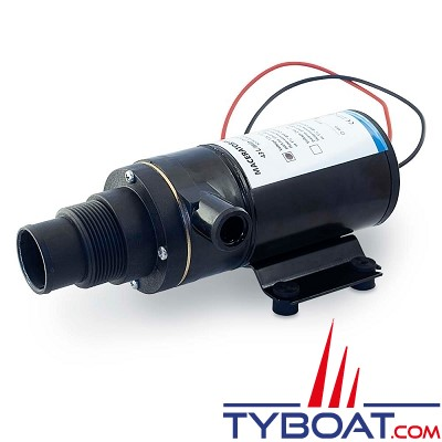 Albin Pump Marine - Macérateur eaux usées - 43 Litres - 12 Volts - 03-01-005