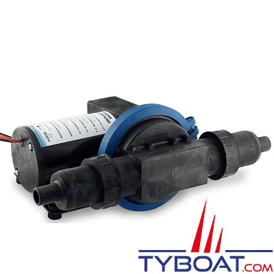 Albin Pump Marine - Pompe à membrane eaux grises 22 litres - 12 Volts - 03-01-001