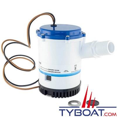 Albin Pump Marine - Pompe de cale Heavy Duty 1750 GPH - 110 Litres/mm - 12 Volts - 01-03-011
