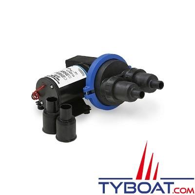 Albin Pump Marine - Pompe eaux usées - 22 Litres - 12 Volts - 03-01-015
