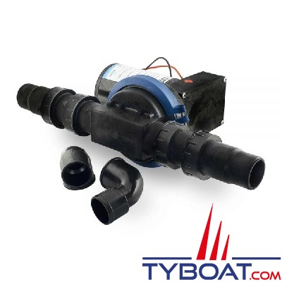 Albin Pump Marine - Pompe eaux usées à diaphragme - 32 litres/mn- 12 Volts
