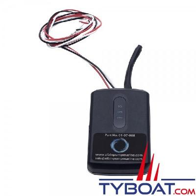 Albin Pump Marine - Système de surveillance de bateau - 12/24V - 01-07-008