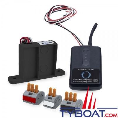 Albin Pump Marine - Système de surveillance pour cale de bateau - 12/24V - 01-07-007