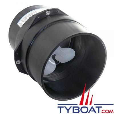 Albin Pump Marine - Ventilateur 1000 M³/heure  - 250 Watts - 12 Volts - 10-01-011