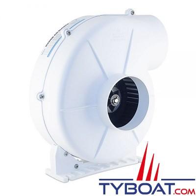 Albin Pump Marine - Ventilateur 500 - 12 Volts - 5,9m³/minute - Montage sur étrier - 10-03-007