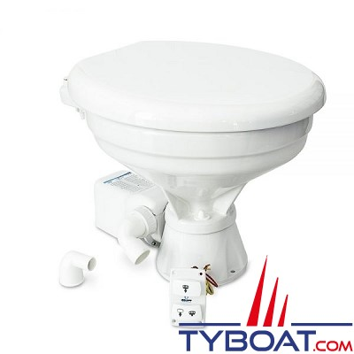 Albin Pump Marine - WC marin électrique Confort - 24 Volts - 07-03-013