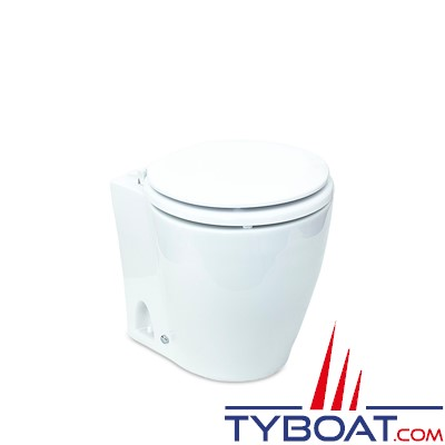 Albin Pump Marine - WC marin électrique Design - 12 Volts - 07-03-045