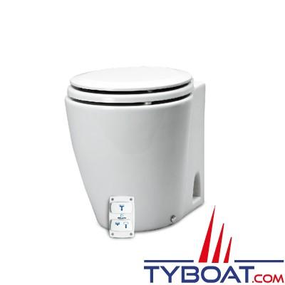 Albin Pump Marine - WC marin électrique Design - 24 Volts - 07-03-046