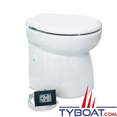 Albin Pump Marine - WC marin électrique Premium Silencieux - 12 Volts - 07-04-014