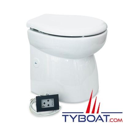 Albin Pump Marine - WC marin électrique Premium Silencieux - 24 Volts - 07-04-015