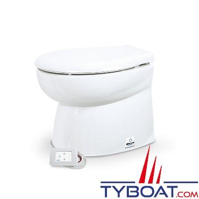 Albin Pump Marine - WC marin électrique Silencieux Bas - 24 Volts - 07-04-017