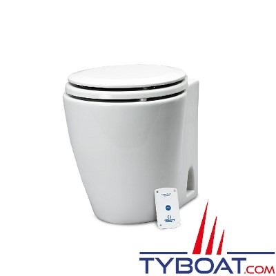 Albin Pump Marine - WC marin électrique Standard - 12 Volts - 07-02-043