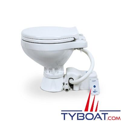 Albin Pump Marine - WC marin électrique Standard EVO Confort - 12 Volts - 07-02-004