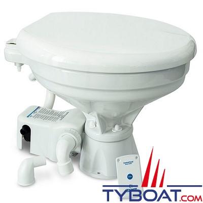 Albin Pump Marine - WC marin électrique Standard EVO Confort - 12 Volts - 07-02-006
