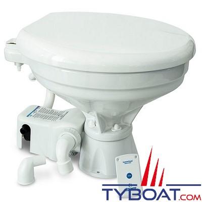 Albin Pump Marine - WC marin électrique Standard EVO Confort - 24 Volts - 07-02-007