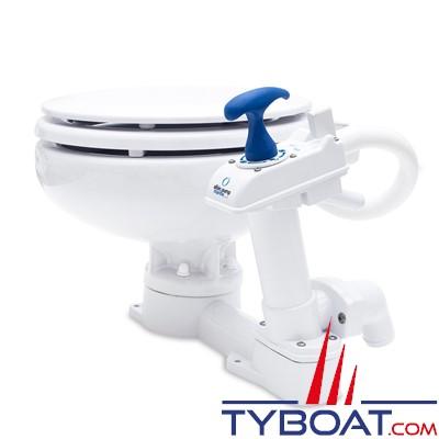 Albin Pump Marine - WC marin manuel Compact Bas - 07-01-003