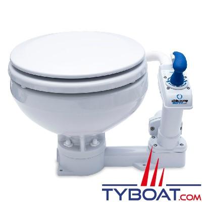 Albin Pump Marine - WC marin manuel Compact